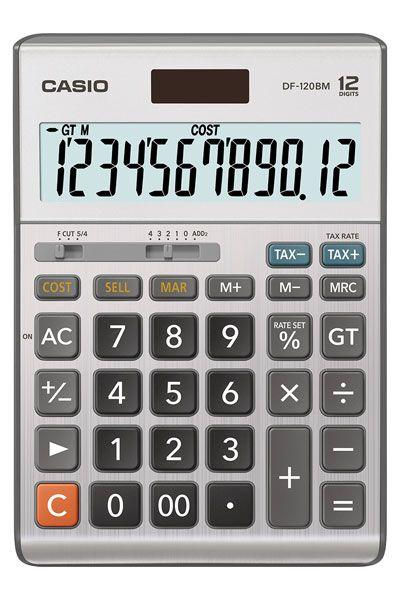 Kalkulatory Casio Biurowe DF-120BM-S