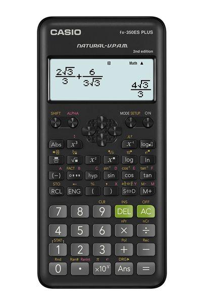 Kalkulatory Naukowe Casio Do szkoły Na studia FX-350ESPLUS-2