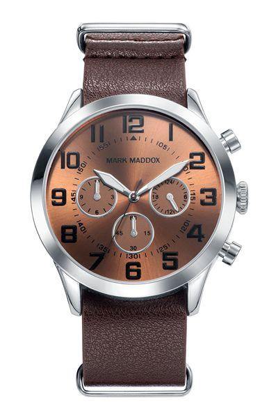 Zegarki Mark Maddox Timetrend Mark Maddox do 400 zł do 500 zł do 1000 zł do 400 zł do 500 zł do 1000 zł Fashion Fashion Mark Maddox Casual HC0015-44