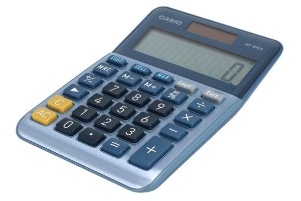 Kalkulatory Casio Biurowe MS-88EM