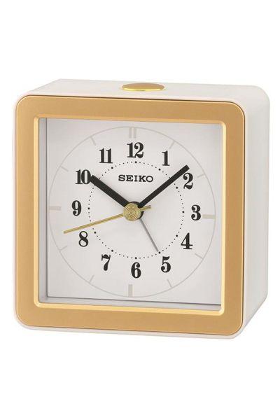 Zegarki Seiko Timetrend Zegary i Budziki Zegary  i Budziki Budziki do 1000 zł do 200 zł do 400 zł do 500 zł SI QHE082W