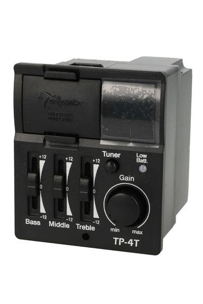 Instrumenty muzyczne Marki Takamine Akcesoria TAKAMINE TP4T TGP0886