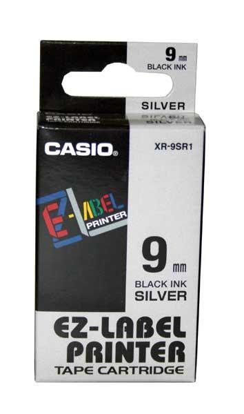 Kalkulatory Taśmy do drukarek etykiet Casio Drukarki etykiet Akcesoria Do biura i domu Do centrum logistycznego/magazynu XR 9SR1