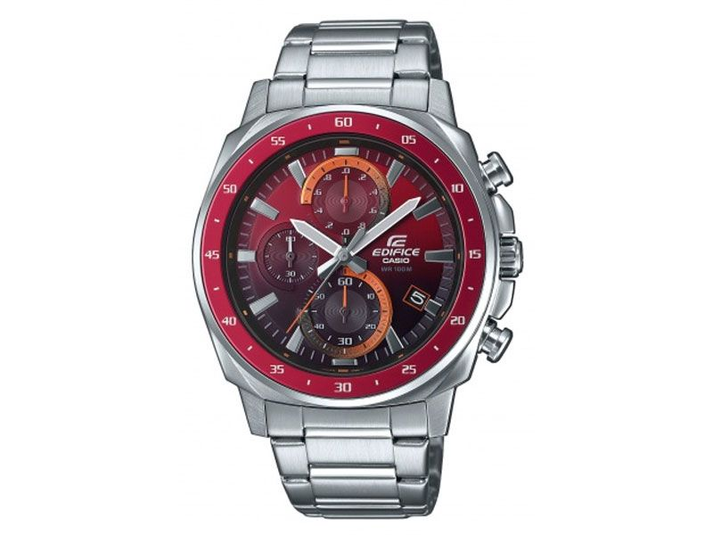 Zegarki Timetrend G-SHOCK G-SHOCK Original do 500 zł do 1000 zł Nowości Casio Casio do 500 zł do 1000 zł EFV-600D -4AVUEF