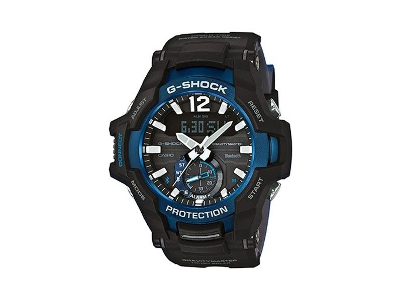Zegarki Timetrend G-SHOCK G-SHOCK Master of G powyżej 1000 zł Casio powyżej 1000 zł Casio G-Shock Casio G-Shock Sportowe Sportowe Sportowe Casio G-Shock Gravitymaster Bluetooth GR-B100-1A2ER