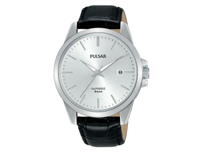 Zegarki Pulsar Pulsar Klasyczny Dla mężczyzny Timetrend Męskie Pulsar Pulsar Automat do 1000 zł Pulsar Pulsar PU PS9643X1