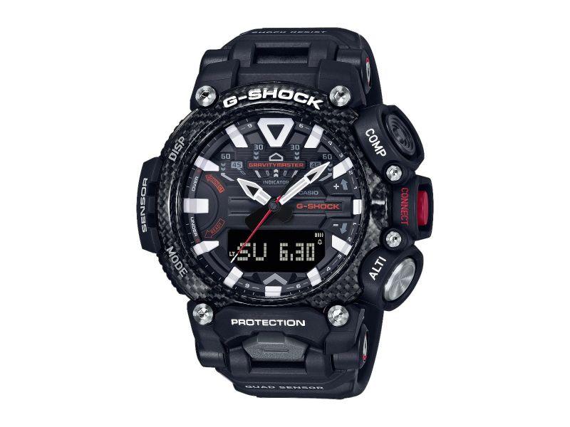 Zegarki Casio Timetrend Casio G-SHOCK G-SHOCK Master of G powyżej 1000 zł powyżej 1000 zł GR-B200 -1AER
